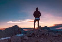 Męska wyprawa w góry