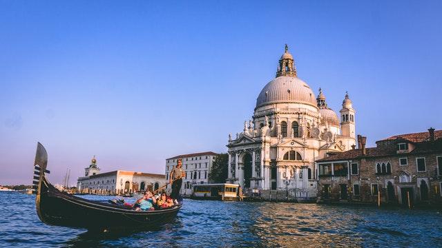 Wenecja, podróżowanie