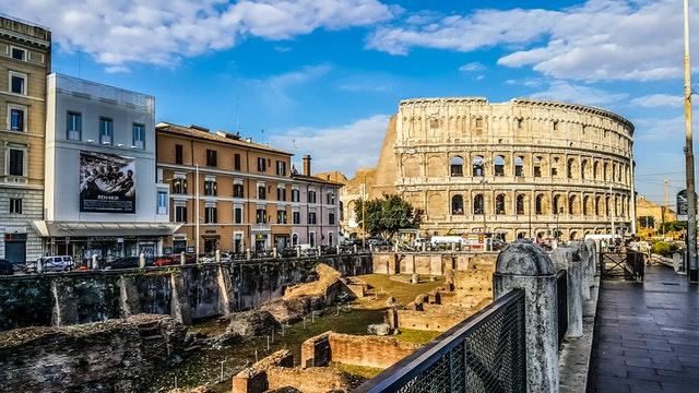 Rzym, zwiedzanie