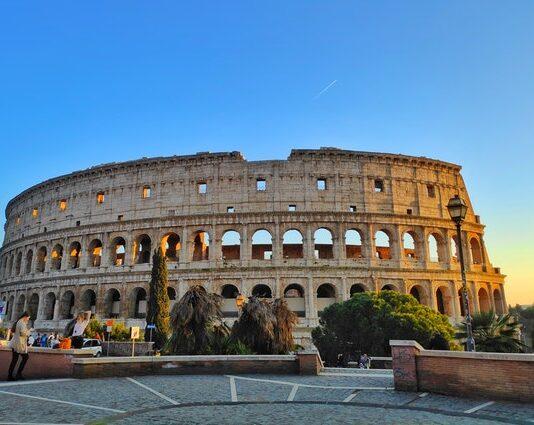 koloseum, budowla, rzym