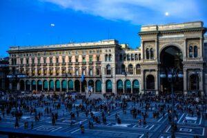 Katedra przy Corso Vittorio Emanuele